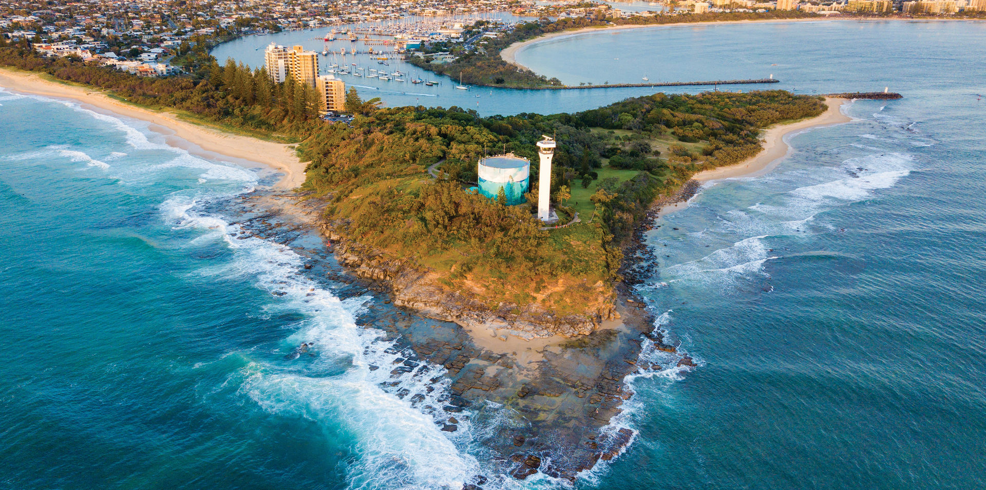 Luxurious Northern Migration Sydney to Cairns